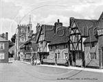 Picture of Berks - Wokingham, Rose Street c1900s - N967