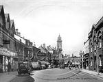 Picture of Berks - Newbury, Market Street c1930s - N1001