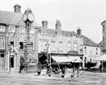 Picture of Berks - Newbury, Broadway c1890s - N1332