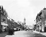 Picture of Berks - Newbury, Market Street c1930s - N1339