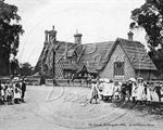 Picture of Berks - Swallowfield, The Schools c1900s - N1360