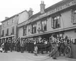 Picture of Bucks - Burnham, The Crown Pub c1890s - N184
