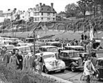 Picture of Jersey - Large Traffic Jam c1950s - N800