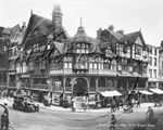 Picture of Cheshire - Chester, The Cross c1920s - N1026