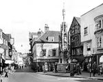 Picture of Hants - Winchester High Street c1950s - N810
