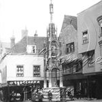 Picture of Hants - Winchester City Cross c1900s - N866