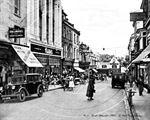 Picture of Hants - Aldershot, Union Street c1930s - N933