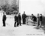 Picture of Hants - Odiham, The Stocks c1900s - N1589