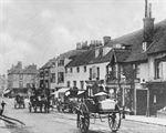 Picture of Kent - Sevenoaks, High Street c1900s - N1781