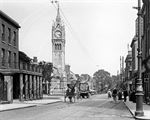 Picture of Kent - Gravesend, Clock Tower c1900s - N2525