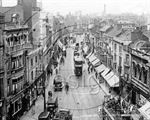 Picture of Leics - Leicester, Gallowtree Gate c1920s - N996