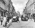 Picture of Scotland - Perth High Street c1950s - N918