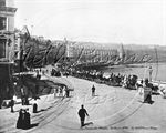 Picture of Scotland - Douglas, The Promenade c1890s - N1414