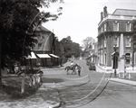 Picture of Surrey - Esher Animated Scene c 1930s - N050