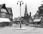 Picture of Surrey - Weybridge, The Quadrant c1930s - N571