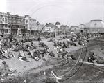 Picture of Sussex - Worthing Beach c1930s - N136