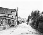 Picture of Sussex - Cross In Hand, The Street c1910s - N1305