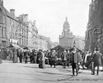 Picture of Tyne & Wear - Newcastle, Bigg Market c1900s - N662