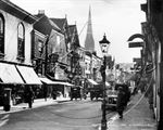 Picture of Wilts - Salisbury, High Street c1930s - N1505